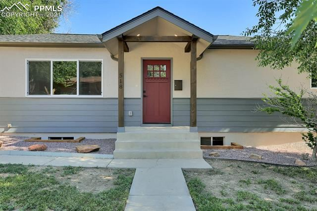 518 W Ramona Avenue, Colorado Springs, CO 80905 - #: 6276196
