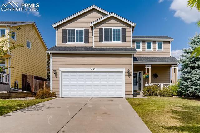 5652 Rose Ridge Lane, Colorado Springs, CO 80917 - MLS#: 5209197