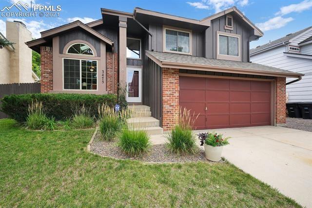 3475 Birnamwood Drive, Colorado Springs, CO 80920 - #: 8171197