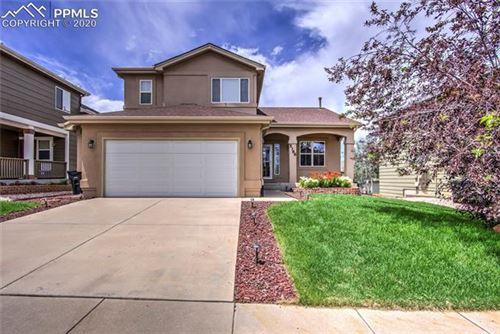 Photo of 5386 Standard Drive, Colorado Springs, CO 80922 (MLS # 7139198)