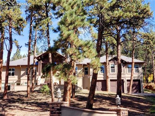 Photo of 950 Heather Court, Woodland Park, CO 80863 (MLS # 2335200)