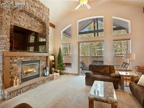 Tiny photo for 950 Heather Court, Woodland Park, CO 80863 (MLS # 2335200)