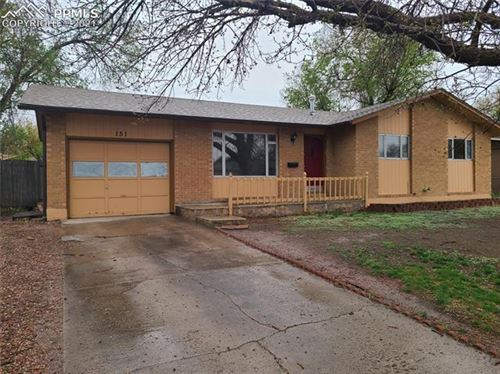 Photo of 151 Ely Street, Colorado Springs, CO 80911 (MLS # 2772200)