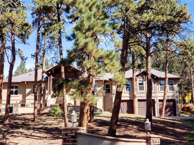 Photo for 950 Heather Court, Woodland Park, CO 80863 (MLS # 2335200)