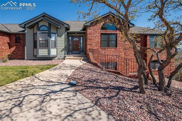 Photo for 4270 Star Ranch Road, Colorado Springs, CO 80906 (MLS # 3226200)