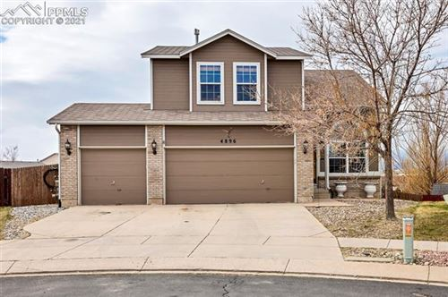 Photo of 4896 Butterfield Drive, Colorado Springs, CO 80923 (MLS # 5840203)