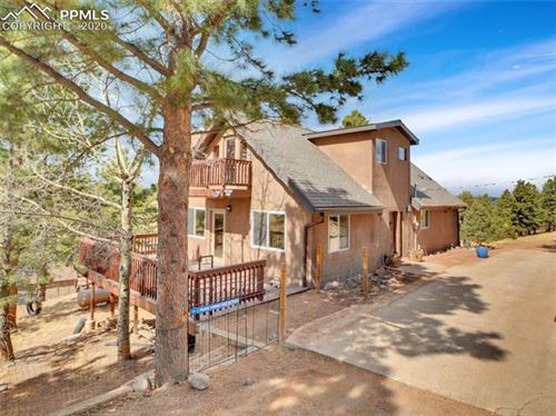 Photo of 843 Markus Road, Woodland Park, CO 80863 (MLS # 2934205)