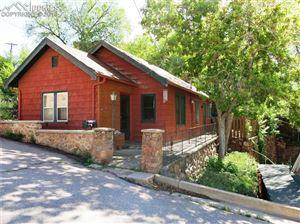 Photo of 2 Lincoln Avenue, Manitou Springs, CO 80829 (MLS # 4084205)