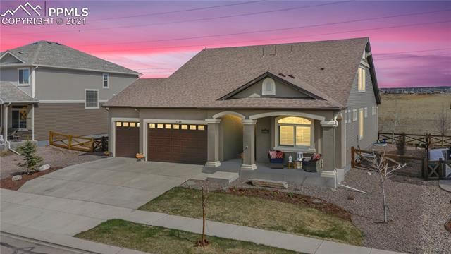 Photo for 7320 Mountain spruce Drive, Colorado Springs, CO 80927 (MLS # 3385205)