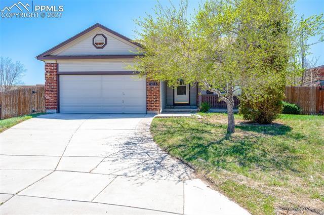 Photo for 4135 Solarglen Drive, Colorado Springs, CO 80916 (MLS # 6223205)