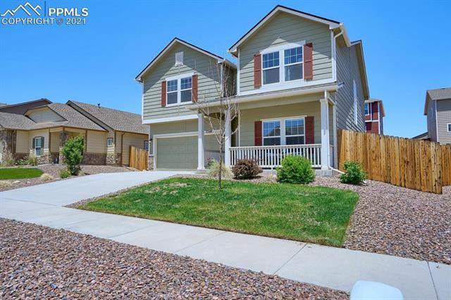7248 Cat Tail Creek Drive, Colorado Springs, CO 80923 - #: 5025209