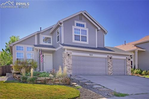 Photo of 5115 Stone Fence Drive, Colorado Springs, CO 80922 (MLS # 3926214)