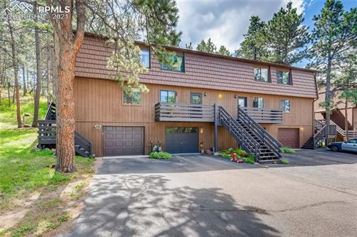 Photo of 580 Manor Court #A, Woodland Park, CO 80863 (MLS # 6797214)