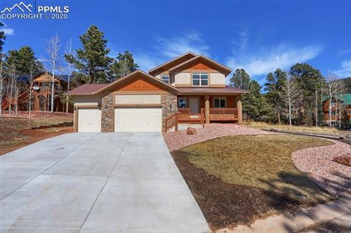 Photo of 600 Skyline Drive, Woodland Park, CO 80863 (MLS # 8951214)