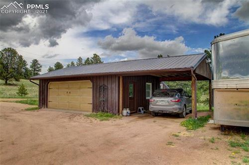 Tiny photo for 72 Broken Wagon Road, Woodland Park, CO 80863 (MLS # 4677216)