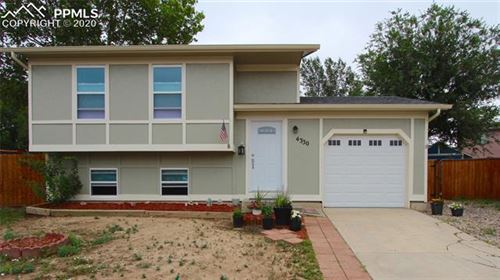 Photo of 4330 Bowman Court, Colorado Springs, CO 80916 (MLS # 9675216)