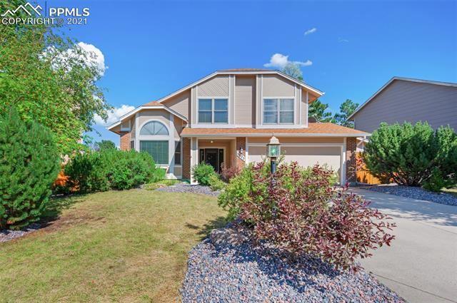7825 Montane Drive, Colorado Springs, CO 80920 - #: 4325216