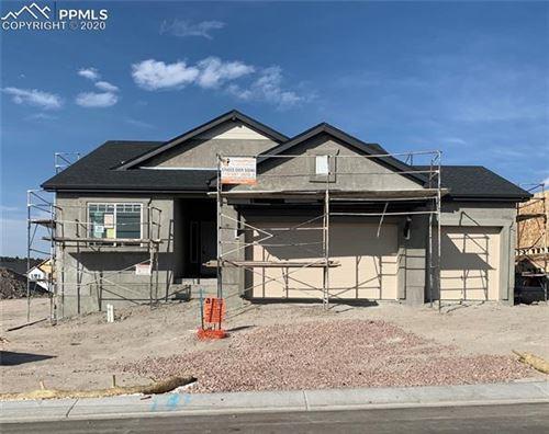 Photo of 10644 Derby Mesa Court, Colorado Springs, CO 80924 (MLS # 9219218)