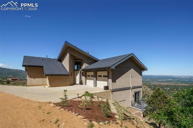 Photo for 835 Neon Moon View, Manitou Springs, CO 80829 (MLS # 8088219)