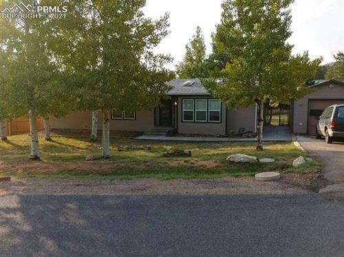 Photo of 1315 Thomas Circle, Woodland Park, CO 80863 (MLS # 5286220)
