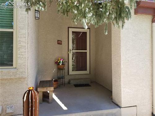 Photo of 560 Autumn Crest Circle #E, Colorado Springs, CO 80919 (MLS # 2667222)