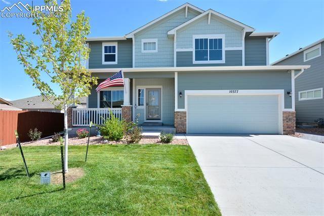 10377 Boulder Ridge Drive, Peyton, CO 80831 - #: 3399223