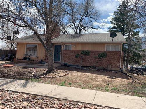Photo of 2129 W Uintah Street, Colorado Springs, CO 80904 (MLS # 5036225)