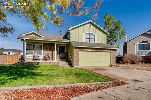 Photo of 4348 Neal Court, Colorado Springs, CO 80916 (MLS # 8291225)