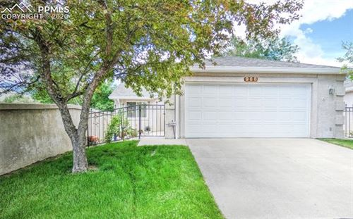 Photo of 988 Tabor Place, Colorado Springs, CO 80905 (MLS # 1827226)