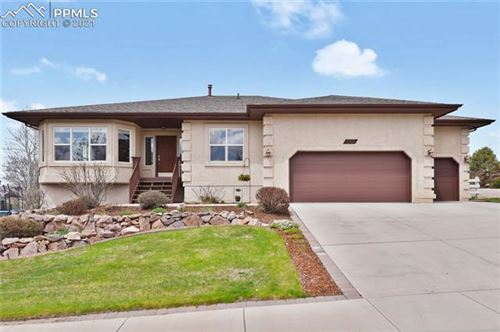 Photo of 182 Saber Creek Drive, Monument, CO 80132 (MLS # 9622226)