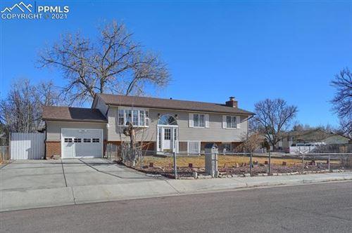 Photo of 7065 Harding Street, Colorado Springs, CO 80911 (MLS # 7325227)