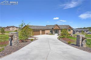 Photo of 17454 Pond View Place, Colorado Springs, CO 80908 (MLS # 5415228)
