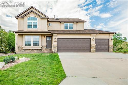 Photo of 5050 Kettleglen Court, Colorado Springs, CO 80906 (MLS # 6412228)