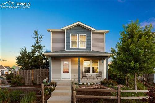 Photo of 6285 Sorpresa Lane, Colorado Springs, CO 80924 (MLS # 8218228)