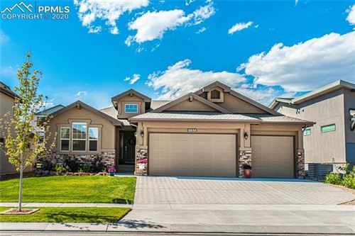 Photo of 5834 Thurber Drive, Colorado Springs, CO 80924 (MLS # 6748229)