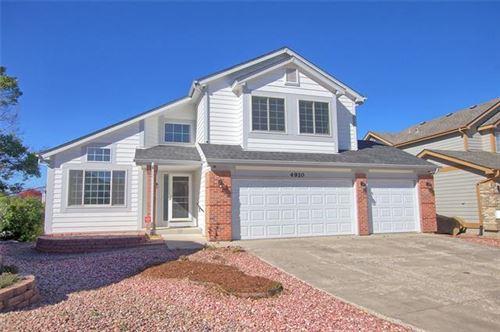 Photo of 4910 Leighton Drive, Colorado Springs, CO 80922 (MLS # 4108231)