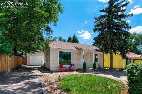Photo of 307 N 28th Street, Colorado Springs, CO 80904 (MLS # 3945233)