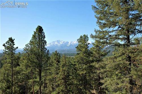 Tiny photo for 375 Highview Circle, Woodland Park, CO 80863 (MLS # 3343235)