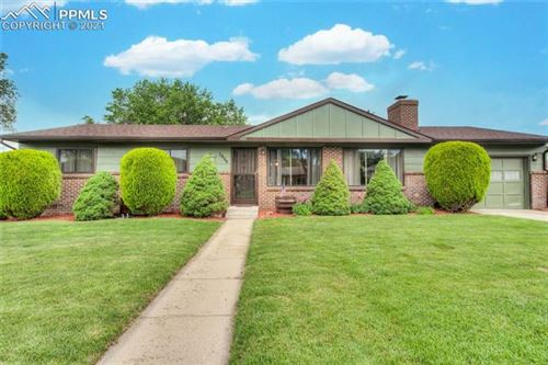 Photo of 1400 Evergreen Drive, Colorado Springs, CO 80911 (MLS # 5193235)