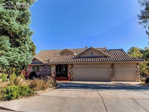 Photo of 3276 S Electra Drive, Colorado Springs, CO 80906 (MLS # 9460235)