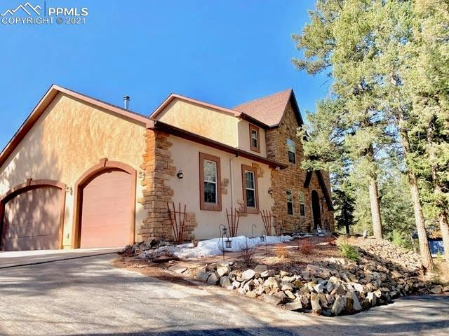 Photo for 375 Highview Circle, Woodland Park, CO 80863 (MLS # 3343235)