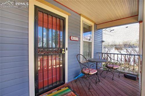 Tiny photo for 811 E Cache La Poudre Street, Colorado Springs, CO 80903 (MLS # 5232236)