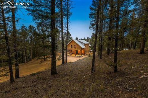 Tiny photo for 1245 Blossom Road, Woodland Park, CO 80863 (MLS # 7603237)