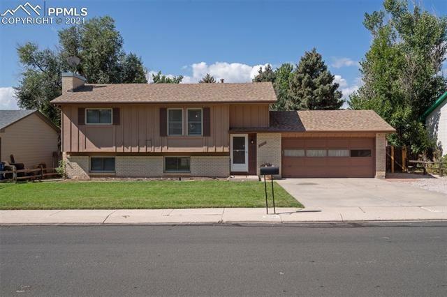 5010 S Hackamore Drive, Colorado Springs, CO 80918 - #: 5927237