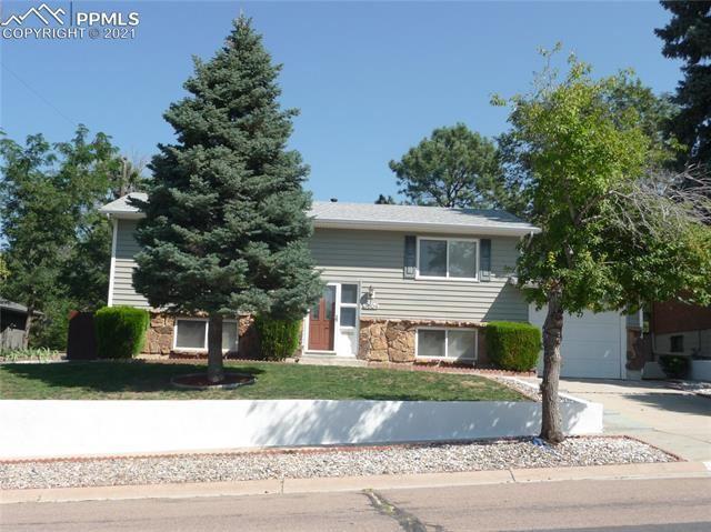3604 Brentwood Terrace, Colorado Springs, CO 80910 - #: 4589238