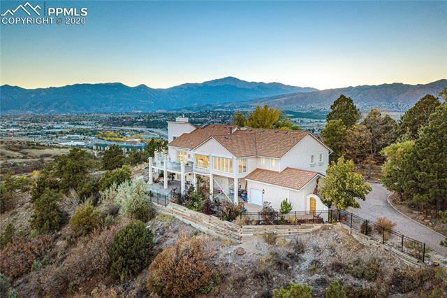 Photo for 1025 Garlock Court, Colorado Springs, CO 80918 (MLS # 8489238)