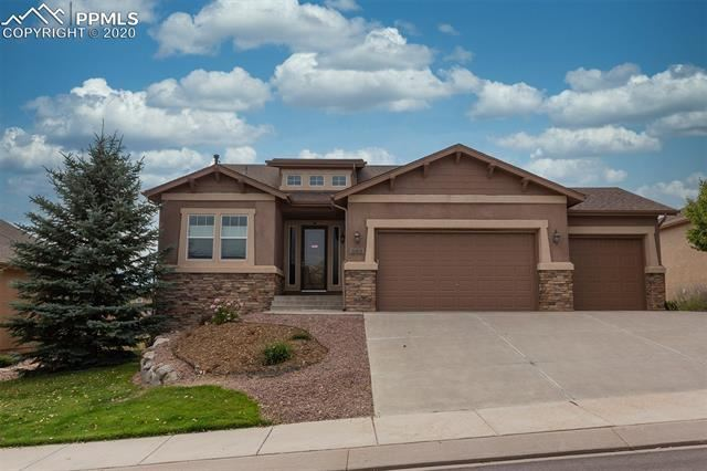 588 Burke Hollow Drive, Monument, CO 80132 - MLS#: 7367242