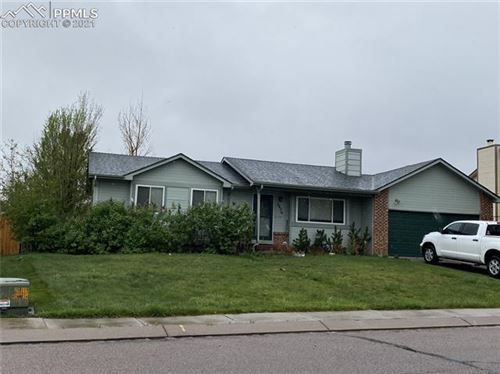Photo of 3976 Red Cedar Drive, Colorado Springs, CO 80906 (MLS # 4188244)