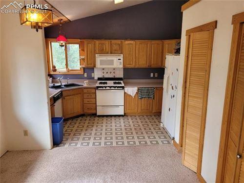 Tiny photo for 4712 County Road 33, Woodland Park, CO 80863 (MLS # 9184245)
