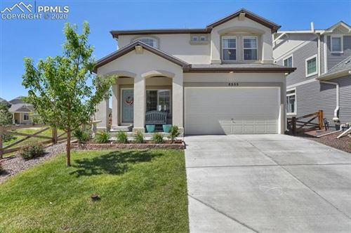 Photo of 8555 Briar Brush Lane, Colorado Springs, CO 80927 (MLS # 9774245)